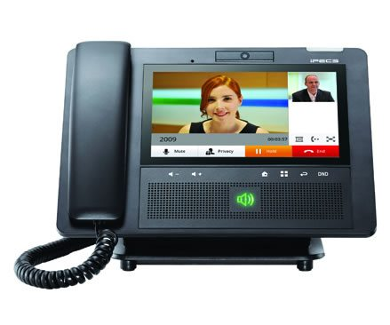 Touch Screen Desk Telephone, Telephone Systems, Business Telephone Systems